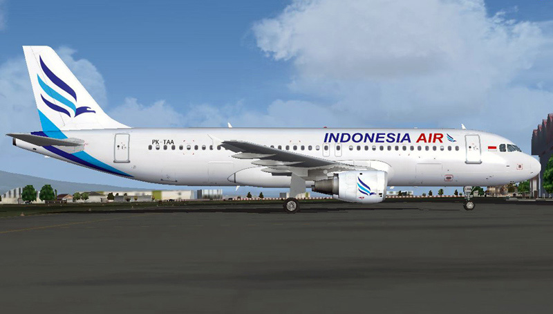 Airline IndoneyziaEyr Transportation (Indonesia Air Transport-IAT). Official sayt.2