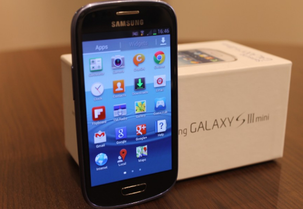 Samsung Galaxy S3 Mini Review and Specs