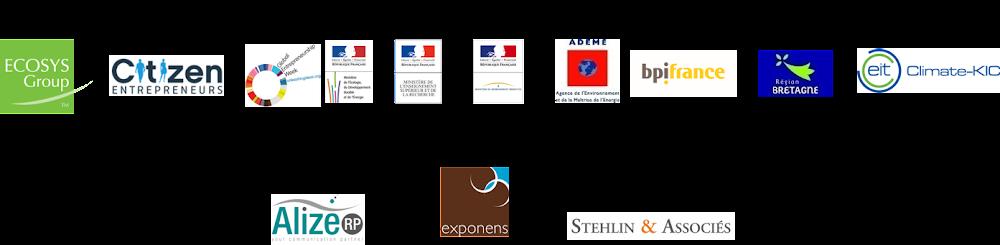 Les partenaires du Cleantech Open France