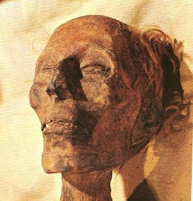 Red Haired Giant Mummy found in Nevada