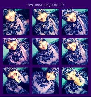 Me on my Hijab Purple