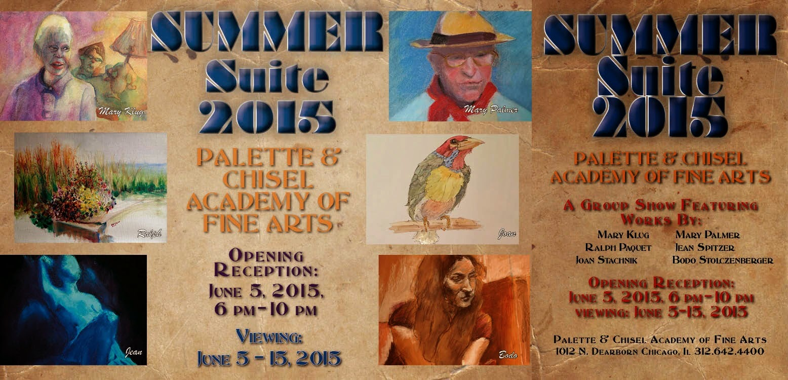Summer Suite 2015, June 5-15