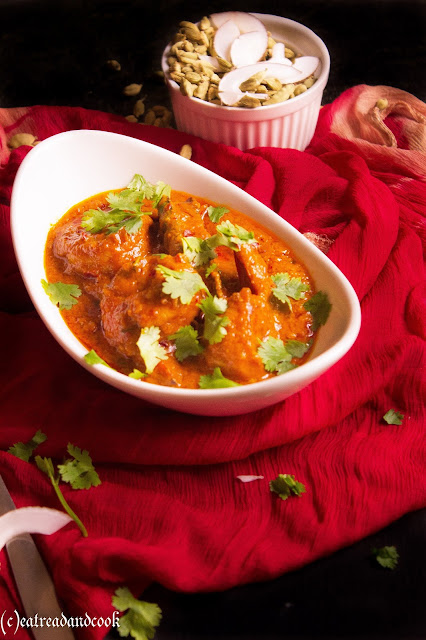 how to cook prawn bhuna masala