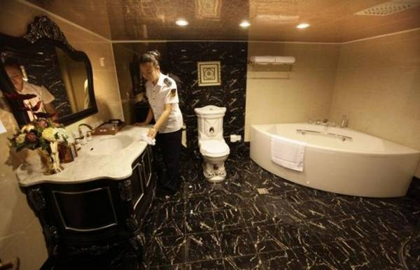 The Russian Aircraft Carrier Converted Into a Hotel