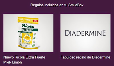 SmileBox Mayo 2015: regalos