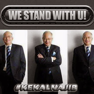 We Stand With U