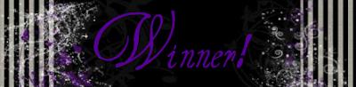 Winner of ICED by Karen Marie Moning