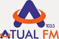 ouvir a Rádio Atual FM 103,5 Concórdia SC