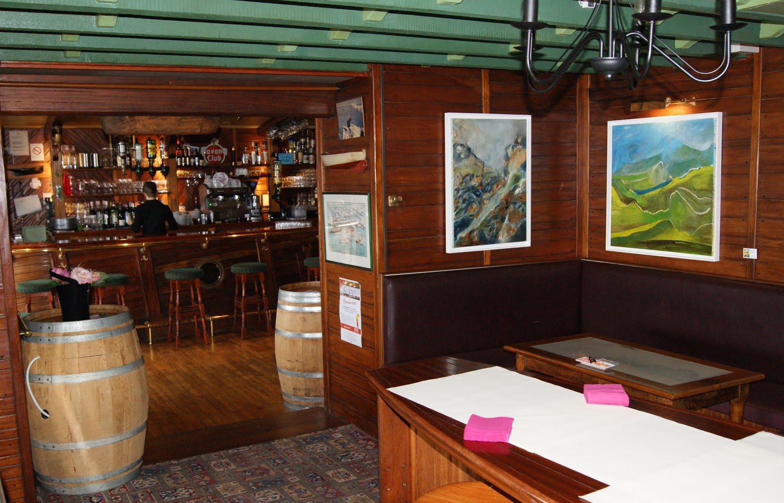 Au bar Le Cunningham à Saint-Malo
