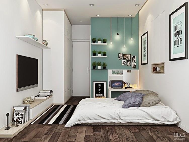 Moderna habitaci n matrimonial dormitorios colores y estilos for Recamaras modernas con closet