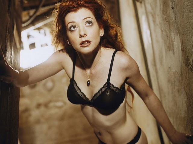 Wallpaper hot models alyson hannigan hot pics corner