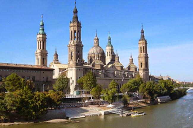 río Ebro Zaragoza