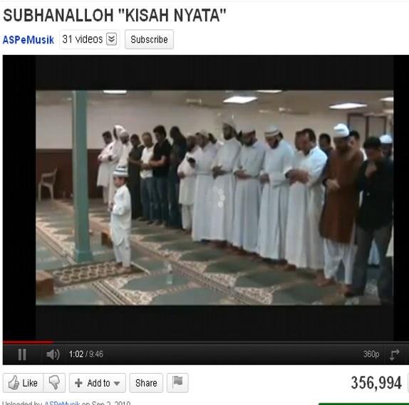 Menjawab Debat Video Subhanalloh Kisah Nyata Youtube