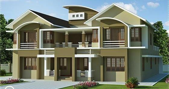 6 Bedroom Luxury Villa Design In 5091 House