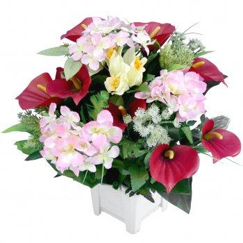 Bouquet de fleurs original id e d co for Bouquet de fleurs 7 lettres