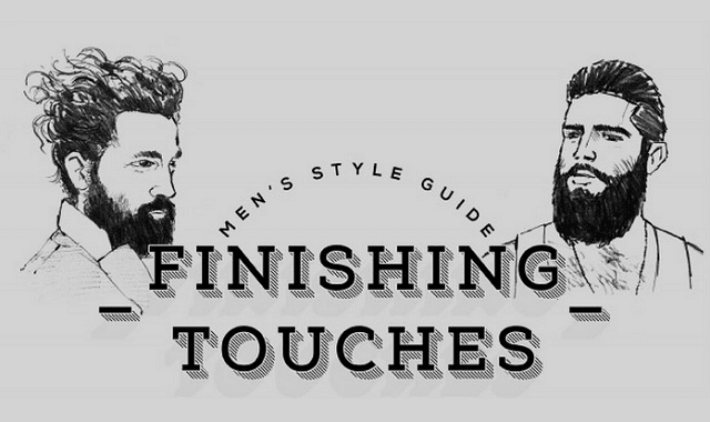 Men's Style Guide Finishing Touches