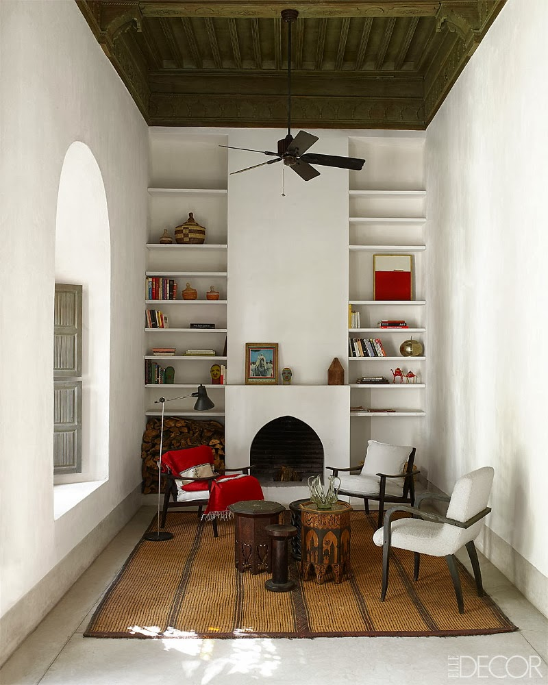 home, decorating, interior design, interiors, casa de vacanta, amenajare marocana, Maroc,  living, biblioteca,