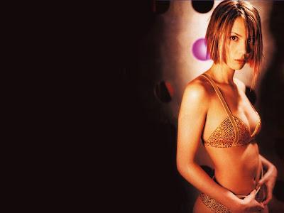 Lexa Doig Bikini