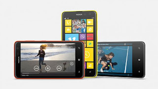 On hand genuine Lumia 625