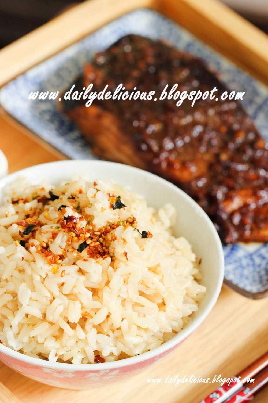 dailydelicious: Easy cooking: Salmon Teriyaki