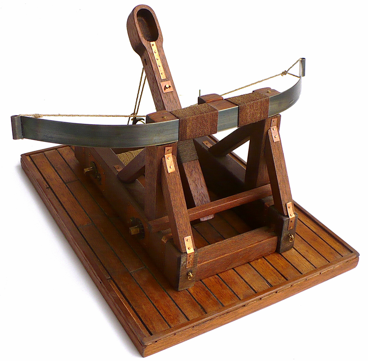 how to build a catapult that shoots 10 meters