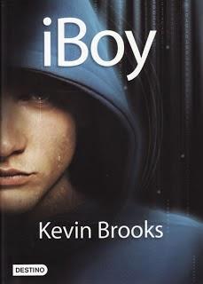 Reseña: IBoy de Kevin Brooks