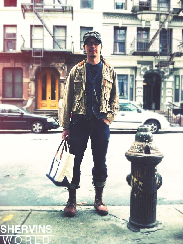 hipster dude, ny street fashion, street fashion