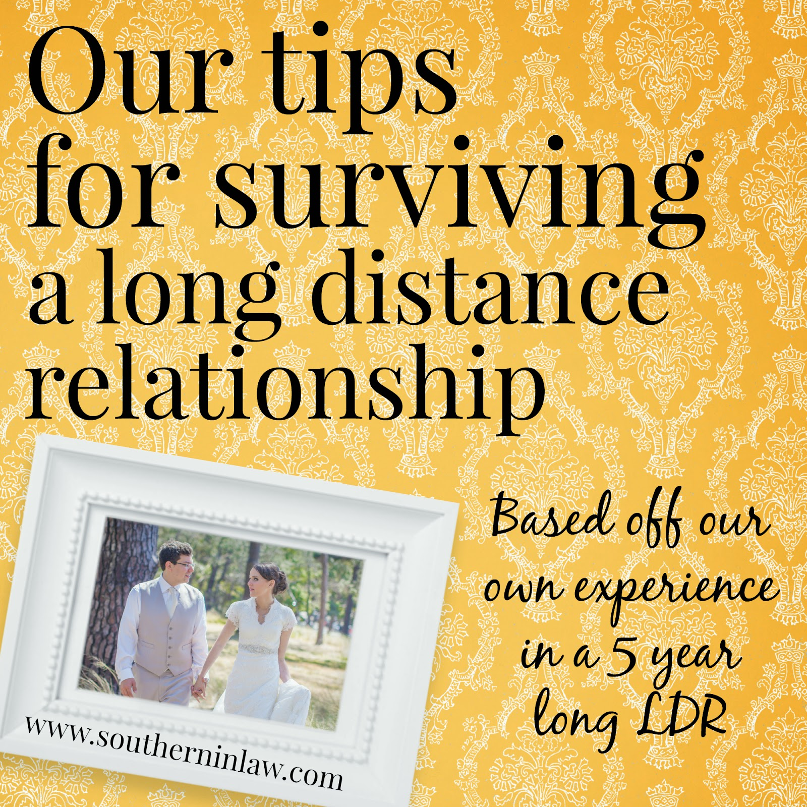 Tips for Long Distance Relationships - How to Survive a LDR