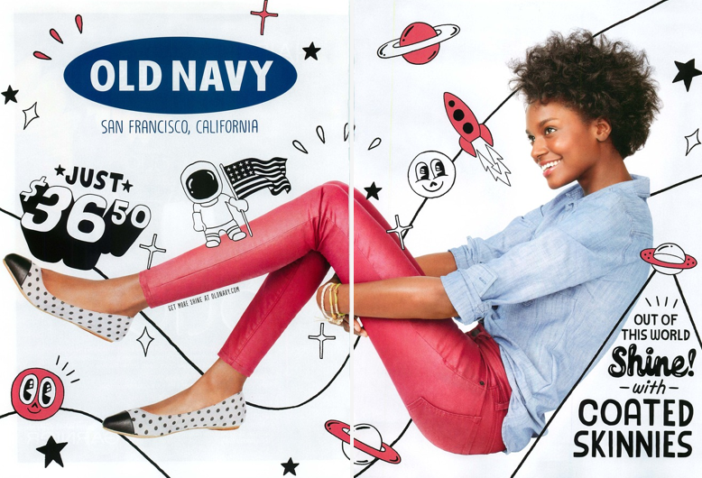 Old Navy offers its own brand if women's, men's, and children's clothing and accessories at discount prices. According to Yahoo Finance, in , the company's revenue grew percent to $ billion.