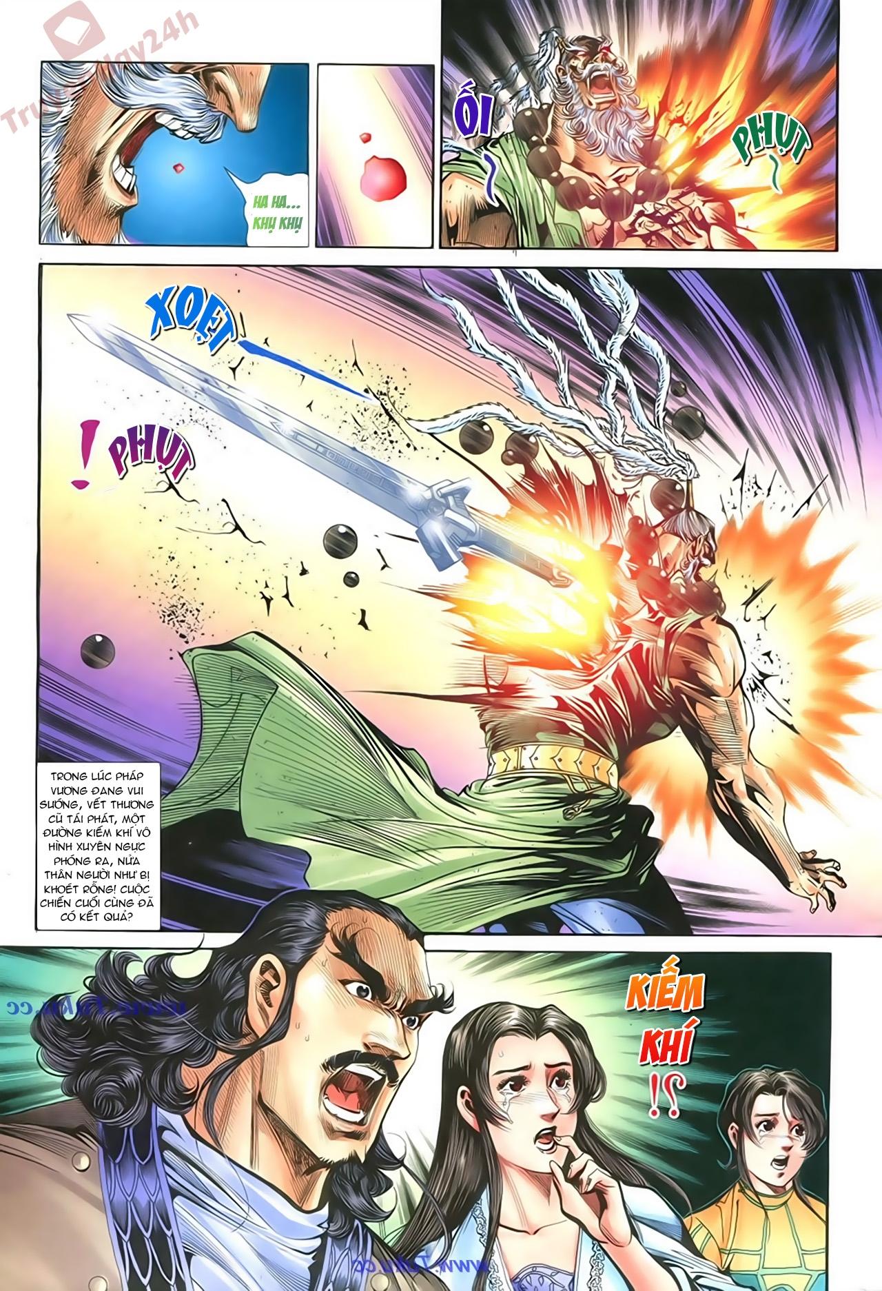 Thần Điêu Hiệp Lữ chap 86 – End Trang 31 - Mangak.info