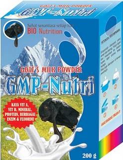 Susu Kambing GMP Nutri Original