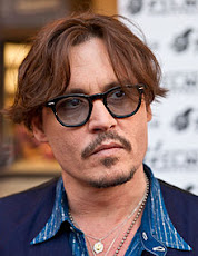 Johnny Depp, acting Gemini