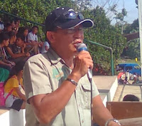 City sports coordinator Ruben Guerra