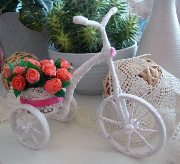 Поделки для велосипедов