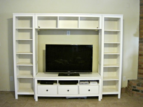 May After – Entertainment Center