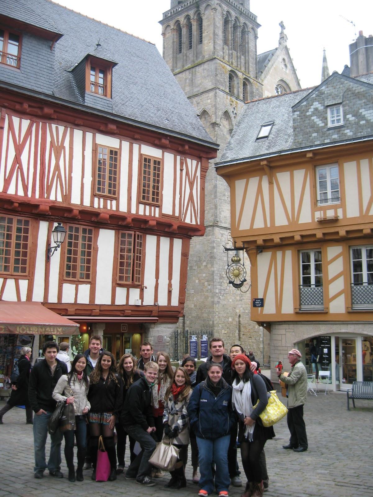 Exchange Albany Academies - Lycée Saint François-Xavier ...