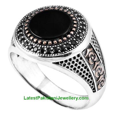 Popular Men's Silver Rings 2016