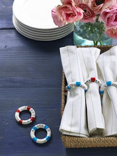 Nautical by Nature blog: Nautical DIY Crafts