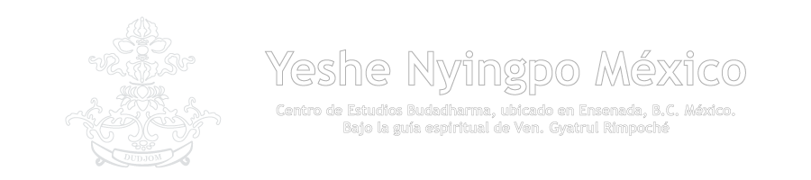 Yeshe Nyingpo México