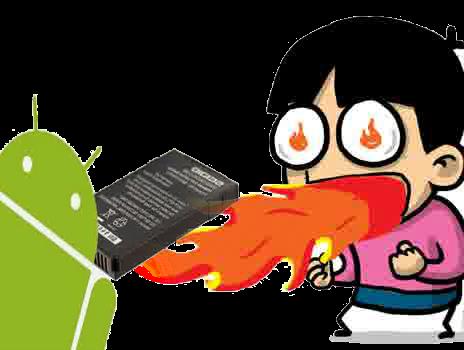 Cara Mengatasi Baterai Ponsel Android Cepat Panas