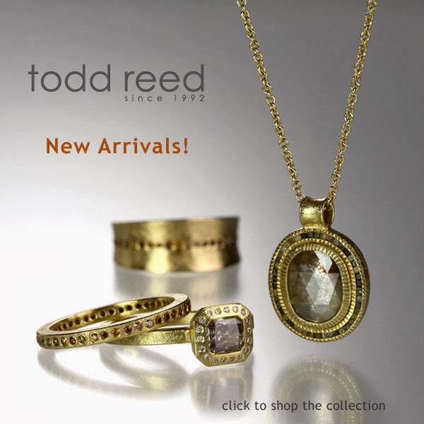 Quadrum new tempting treasures from todd reed for Todd reed