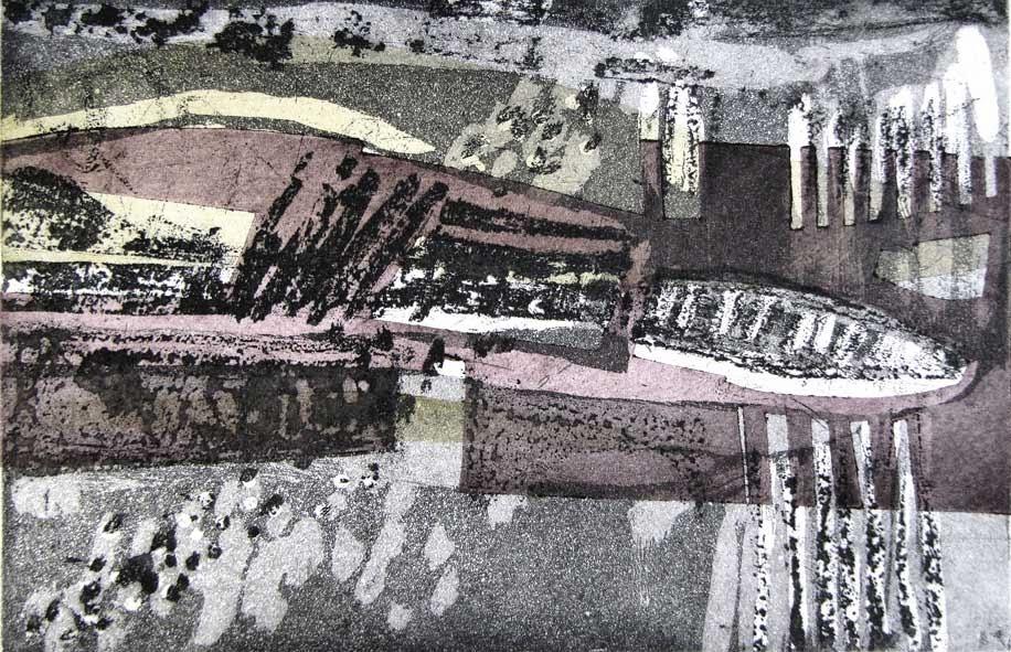 Uschi Krempel: Birkenwald