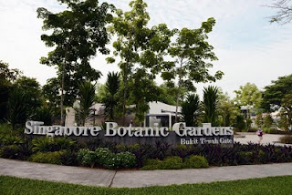 Places Singapore Botanic Gardens