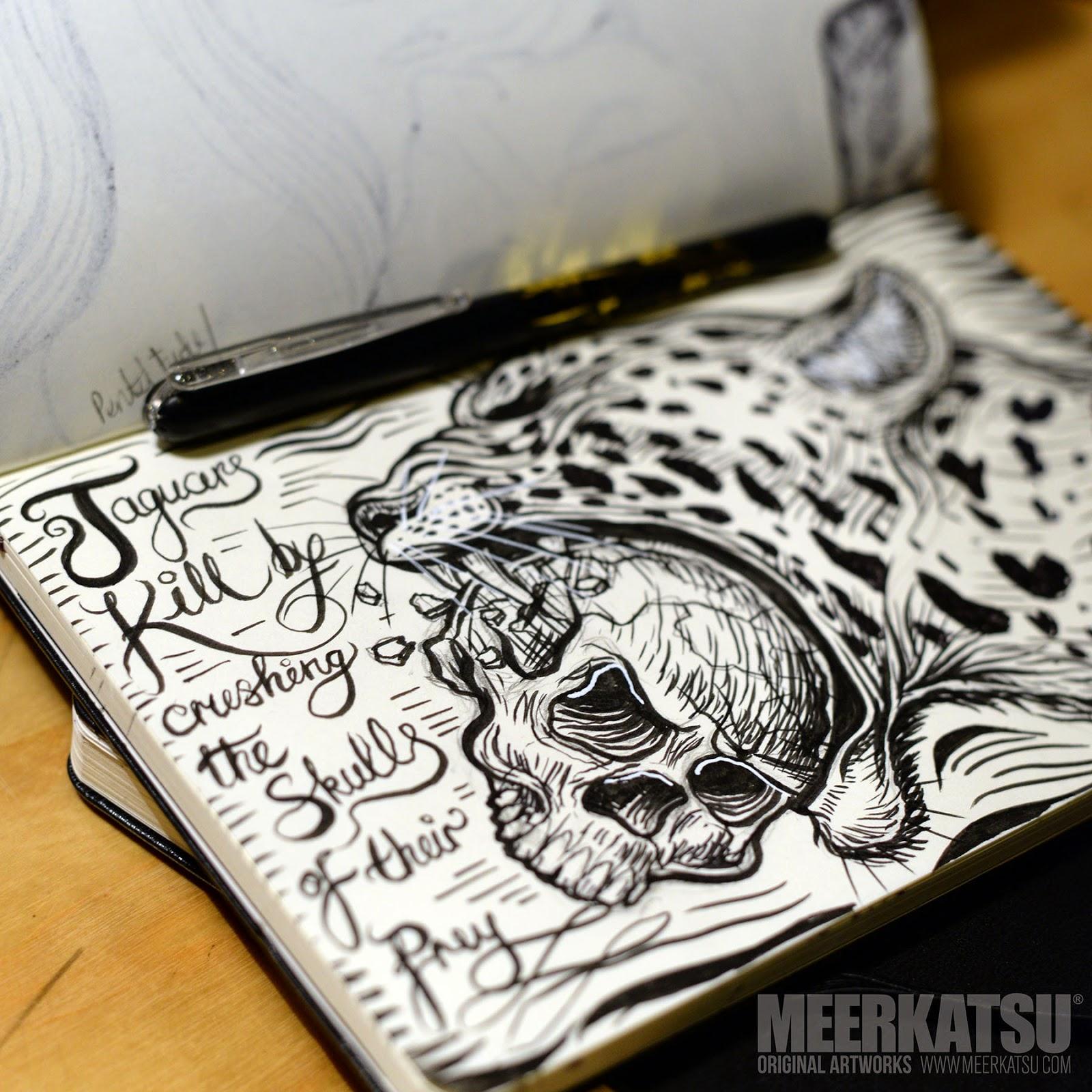 Meerkatsu Art Review Brush Pens