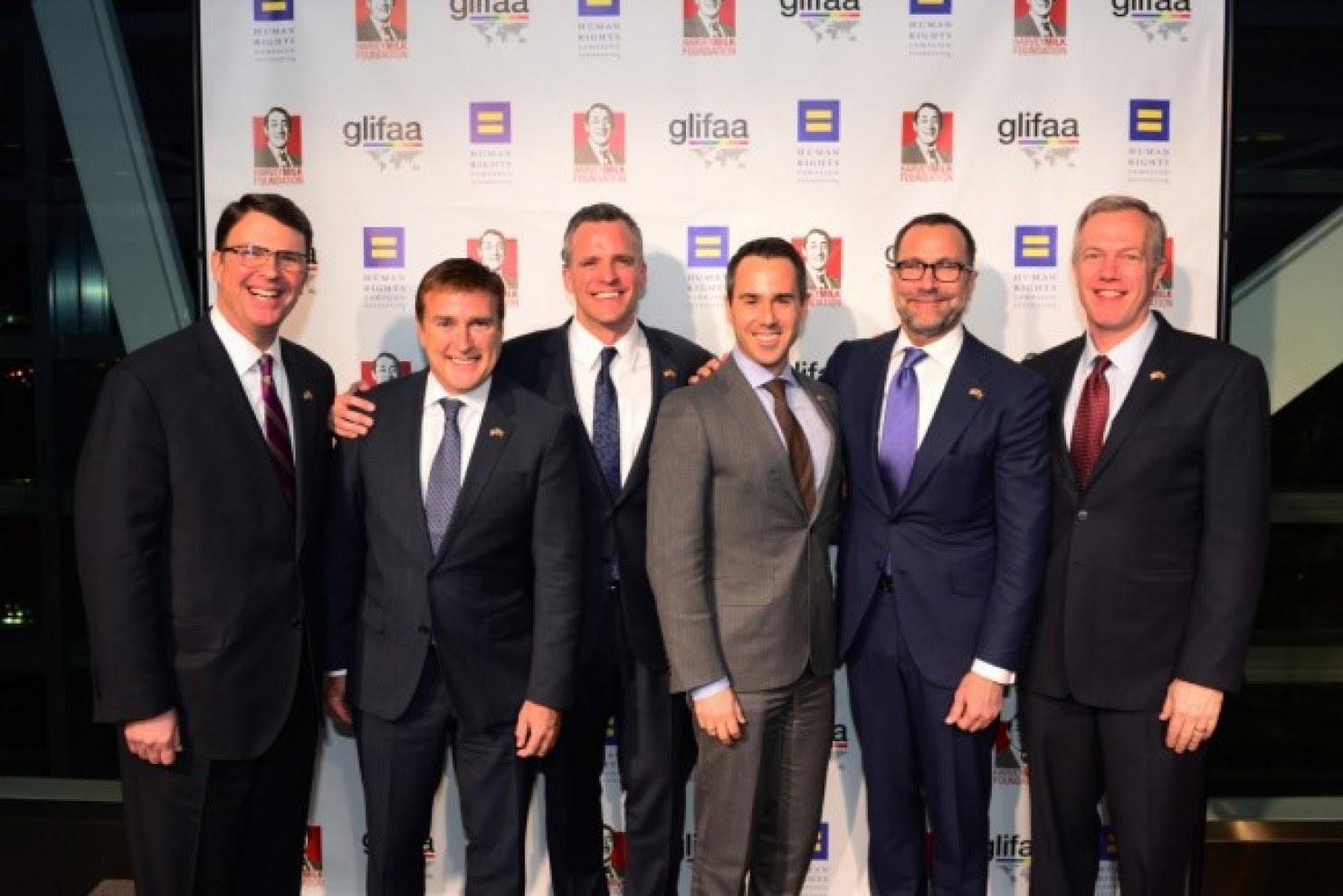 GAY DIPLOMATS | The USA's openly gay ambassadors ...
