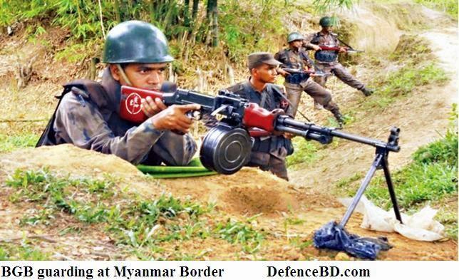 Bangladesh-Myanmar Border Crisis