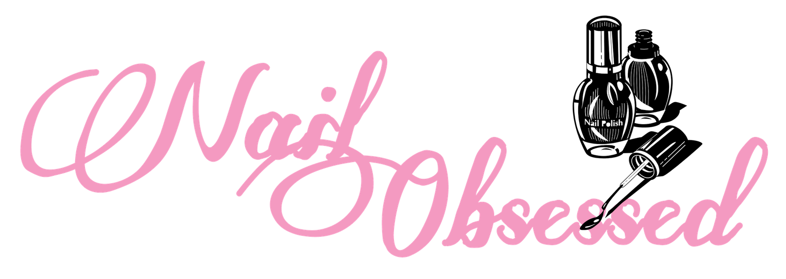 Nail design logo images frompo for A q nail salon