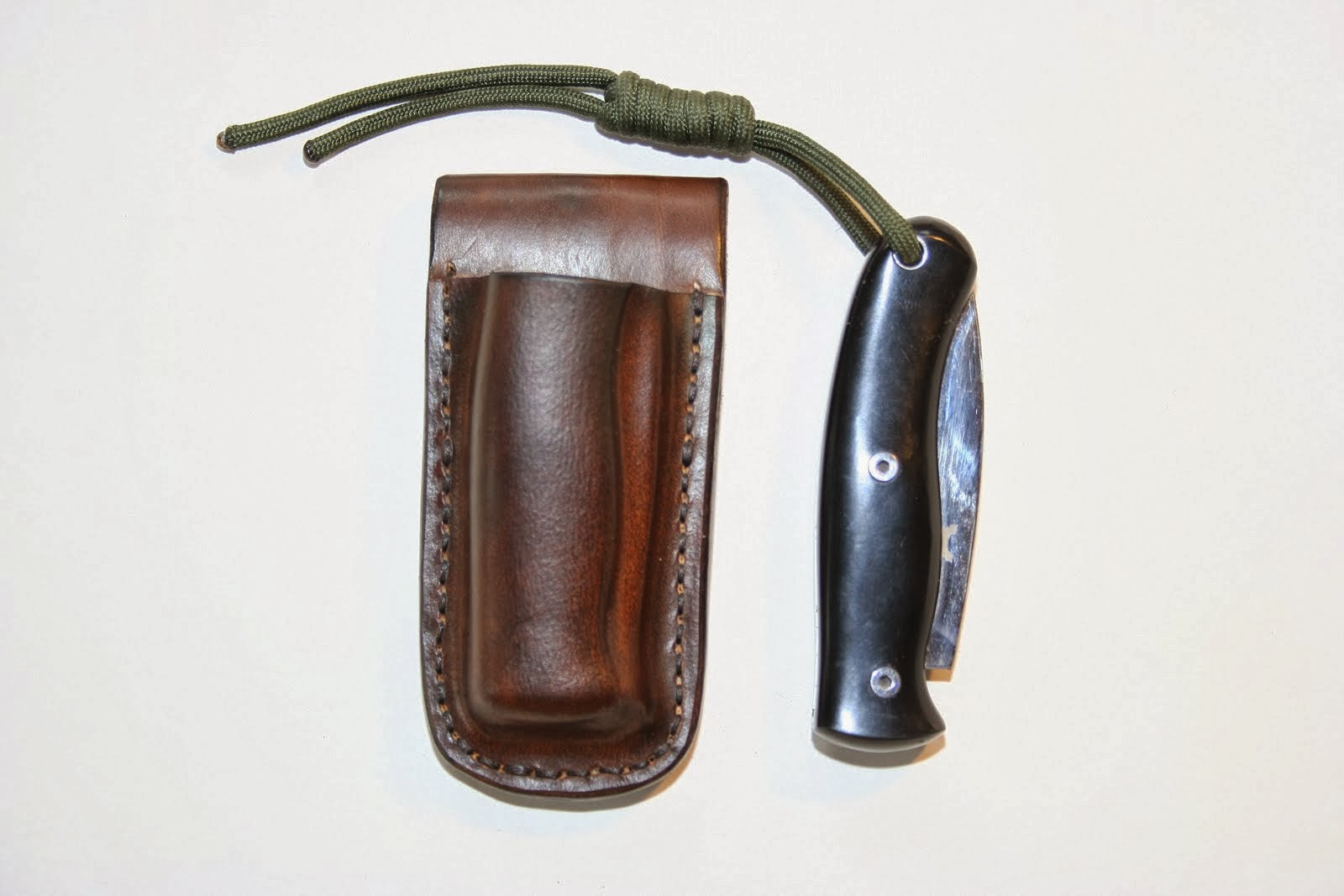 Custom wet mould knife sheath