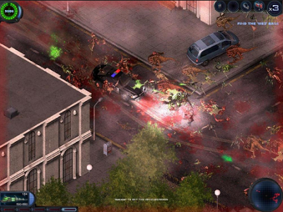 Alien Shooter 2 screenshots