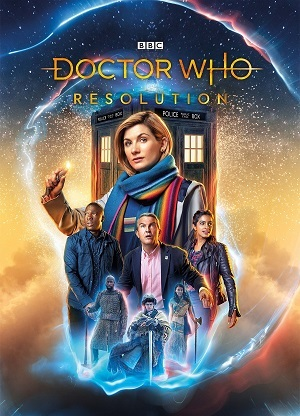 Doctor Who - Especial de Ano Novo Filmes Torrent Download capa
